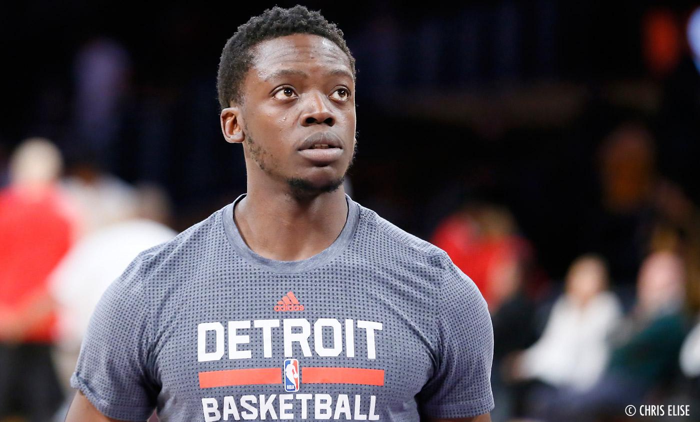 Les Pistons vont précipiter le retour de Reggie Jackson