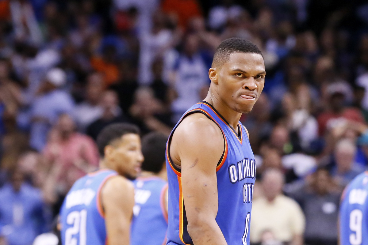 Westbrook et Durant combinent 60 points, Williams en plante 44