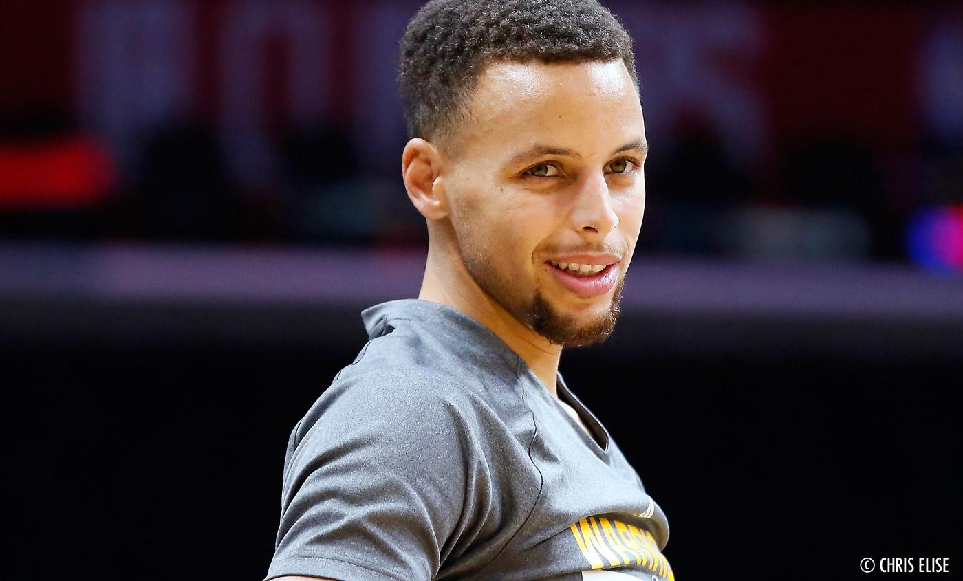 Le duel du tur-fu : Stephen Curry vs Emmanuel Mudiay