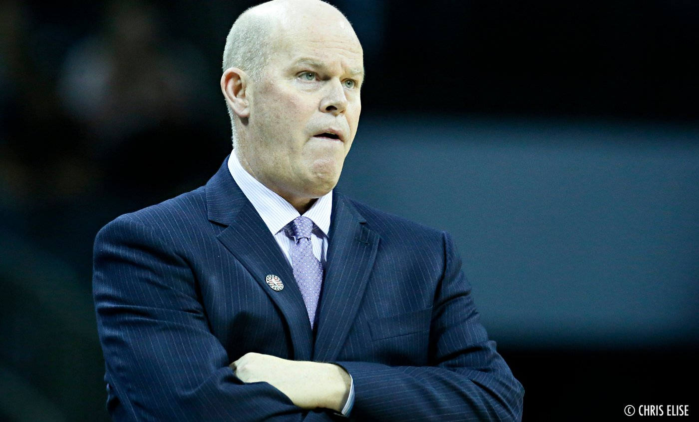 Victime de déshydratation, Steve Clifford a quitté le Magic en plein match