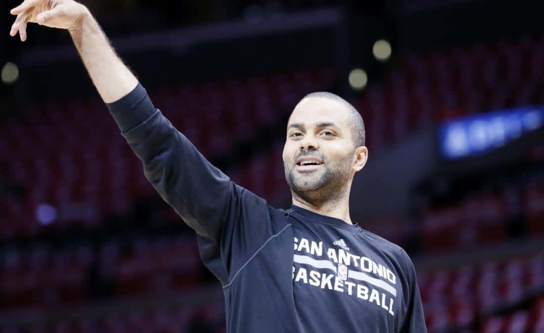Les 9 grands moments de Tony Parker à San Antonio
