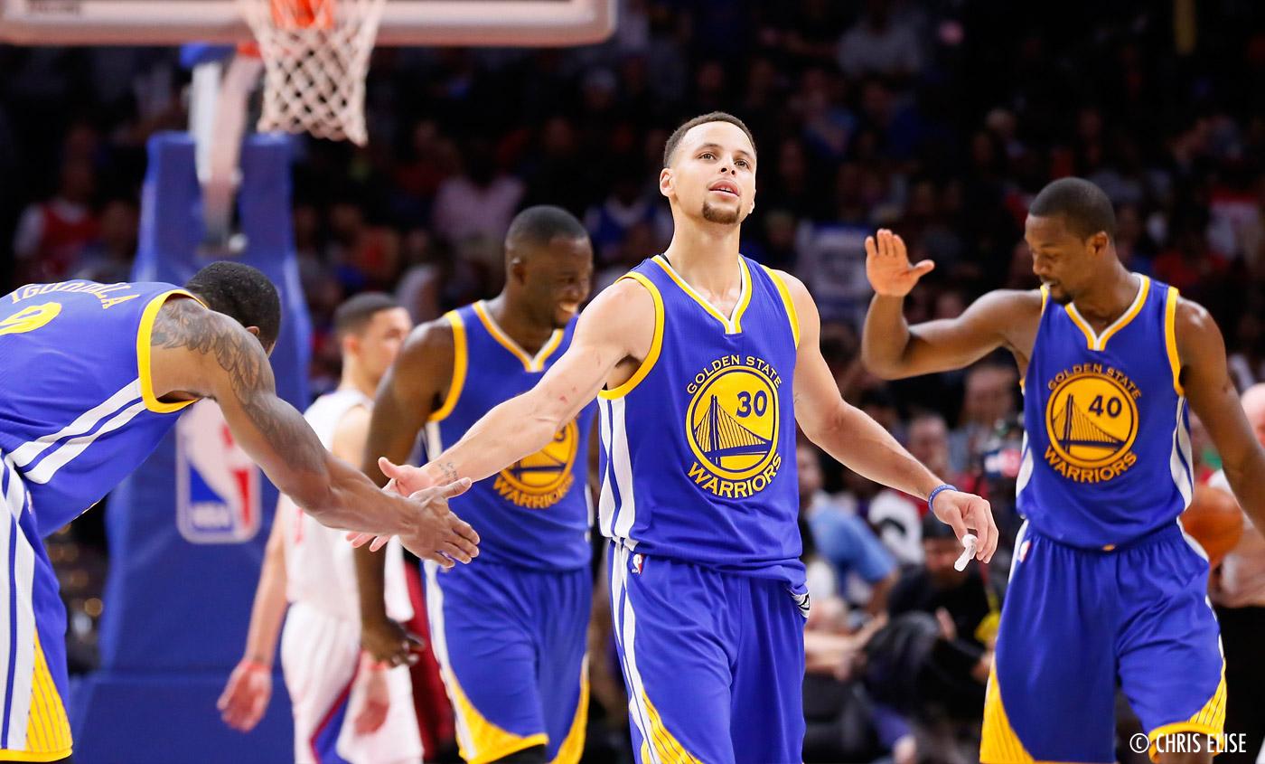 Le secret des Golden State Warriors : manger ensemble