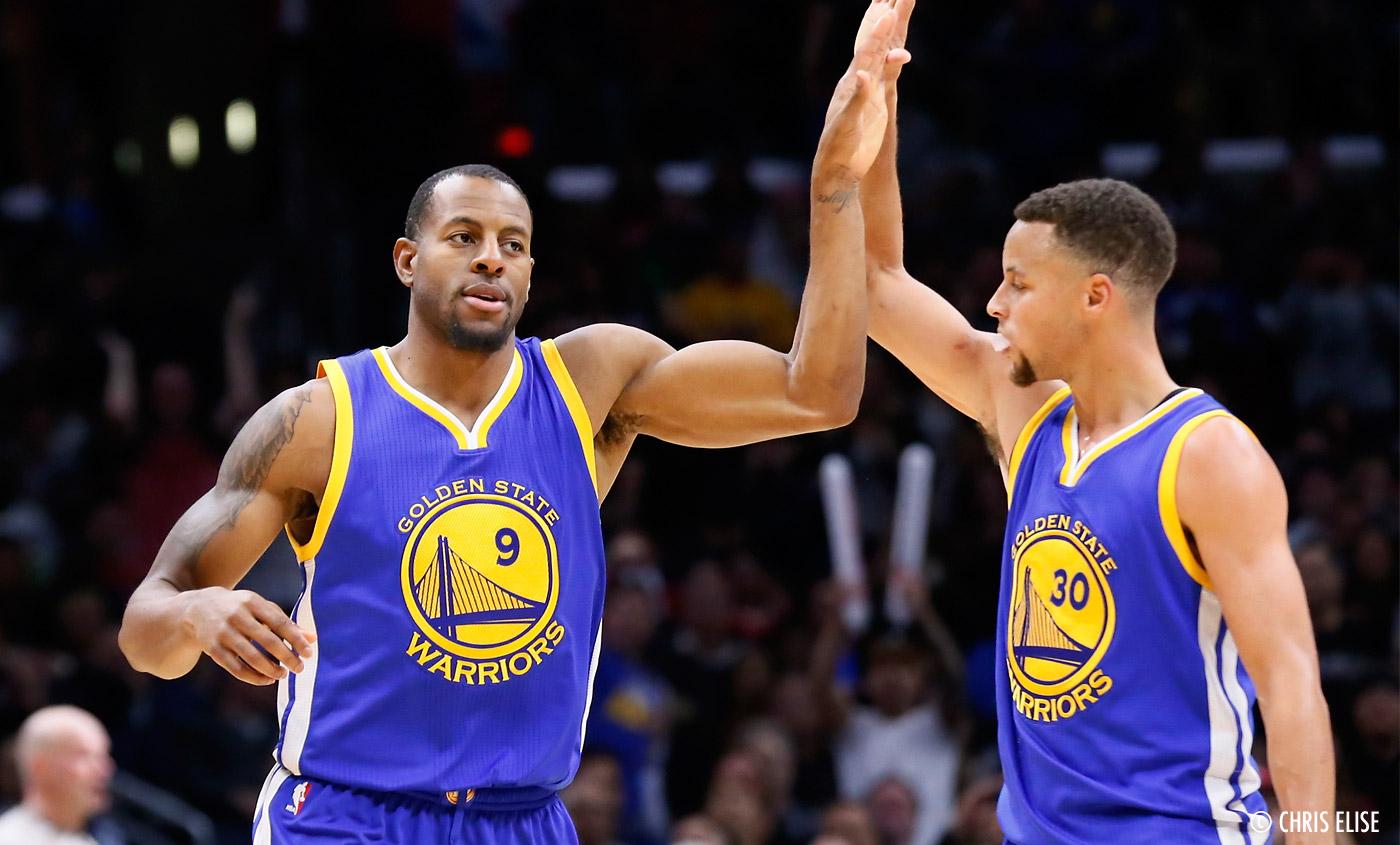 Les Warriors ont super bien joué au basket, preuves à l'appui