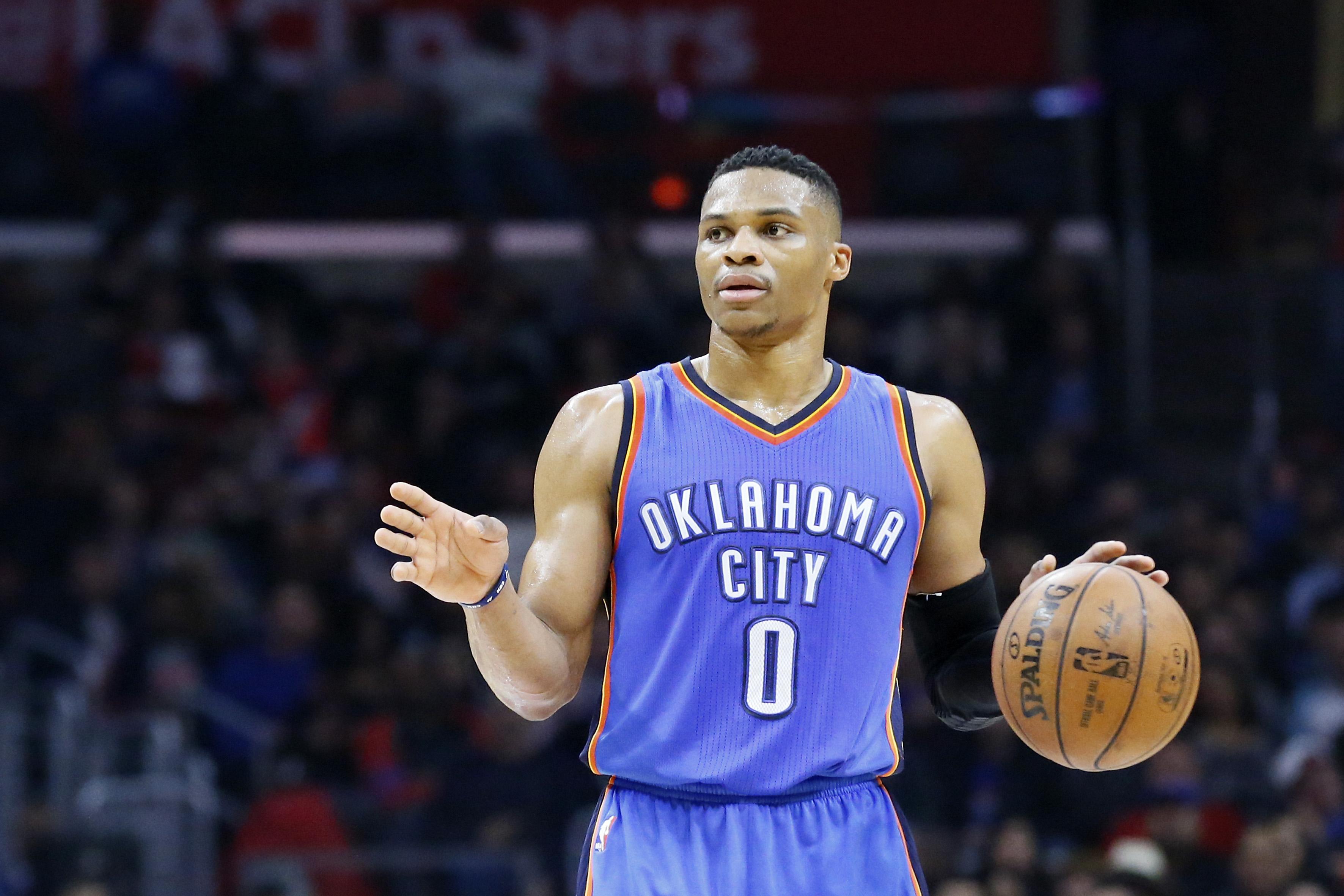 Perf': Russell Westbrook voit triple (26,14 & 10)