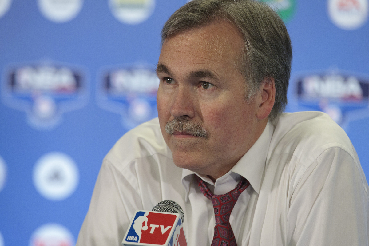 Mike D'Antoni très emballé à l'idée de coacher James Harden