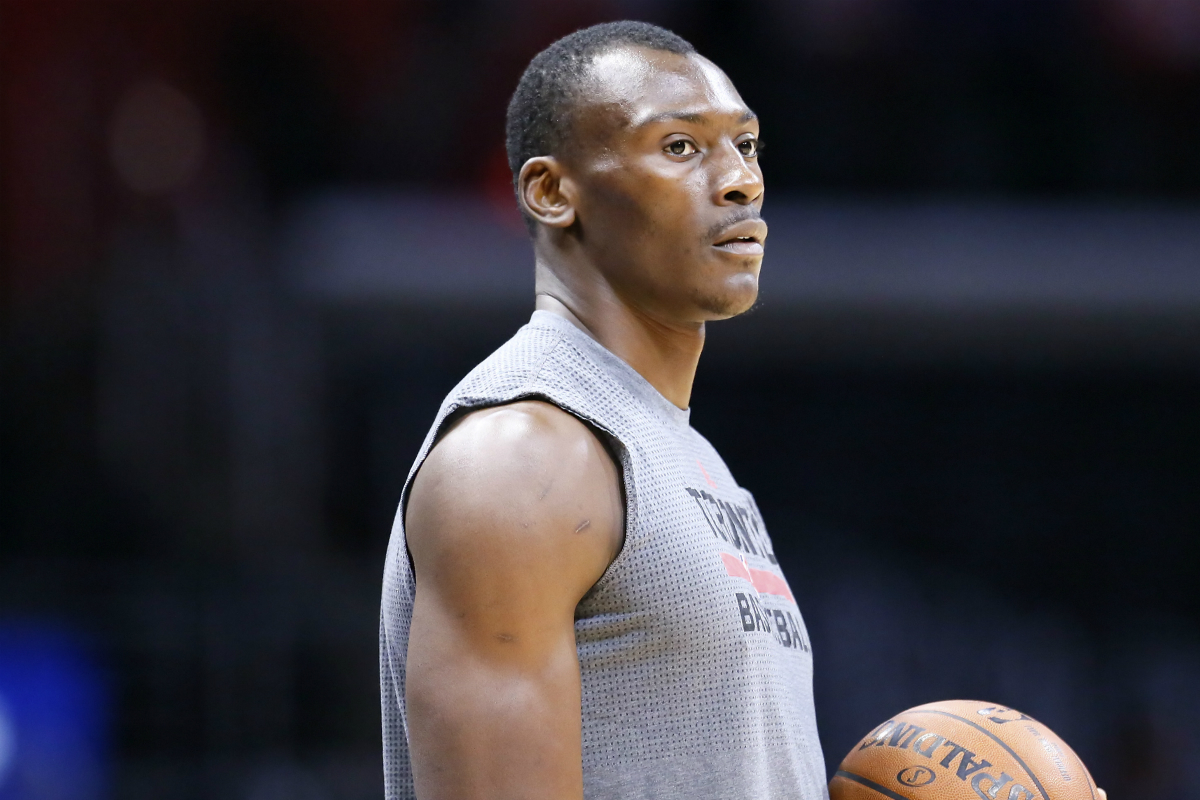 Bismack Biyombo prend la direction du Magic !