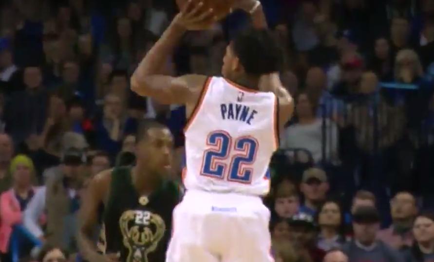 Énervé au départ, Cameron Payne a changé d'avis sur le choix de Durant...