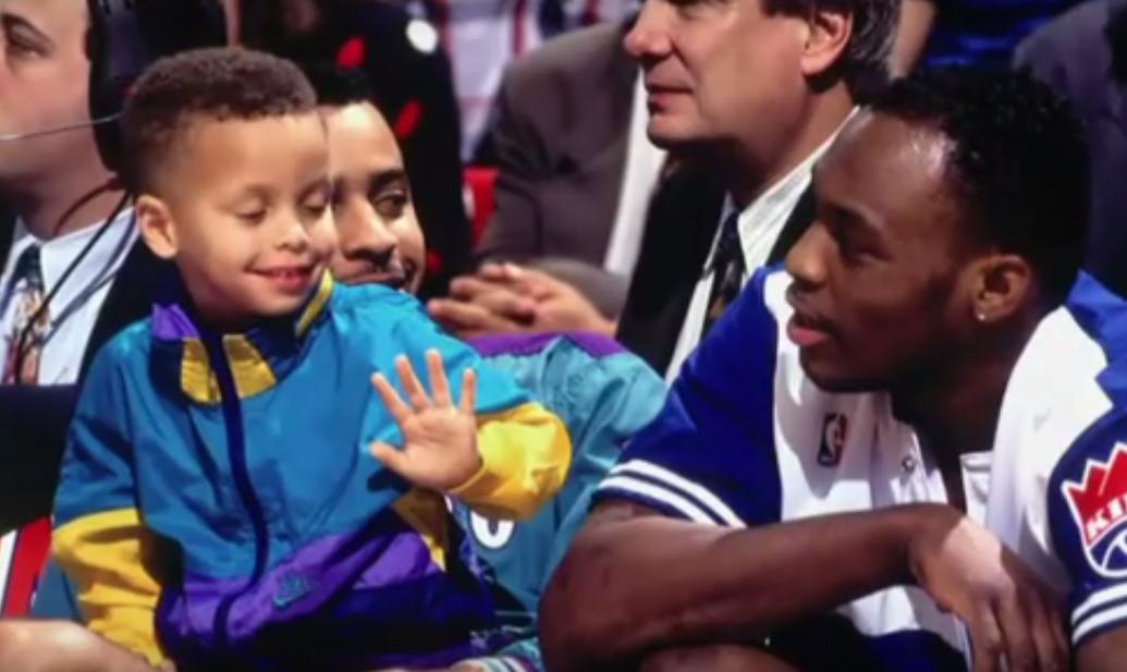 Stephen Curry est fier d'un record que son père va bientôt perdre