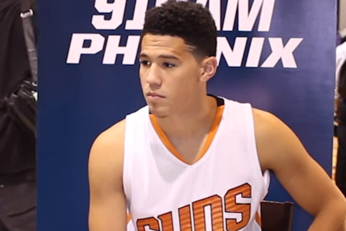 Perf' : Devin Booker on fire (32 pts) face aux Pacers