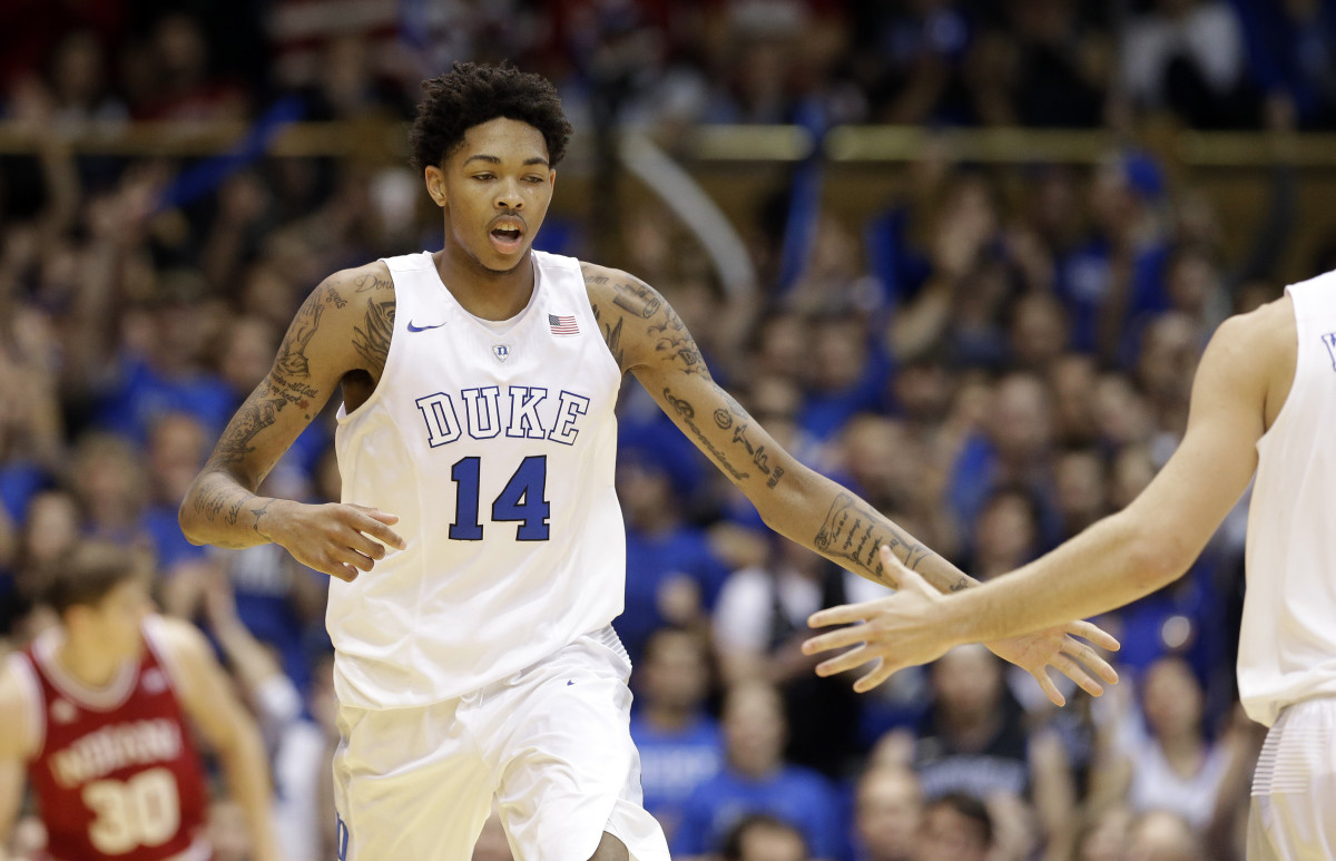 March Madness : Duke commence poussivement...