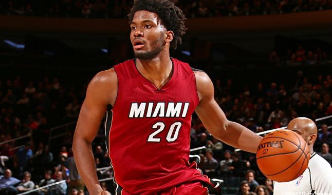 Le Miami Heat prêt à sacrifier Justise Winslow pour un bon pick