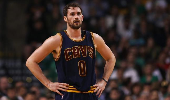 Kevin Love jouera le Game 1 !