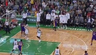 Quand les fans des Celtics scandent le nom de Kobe Bryant