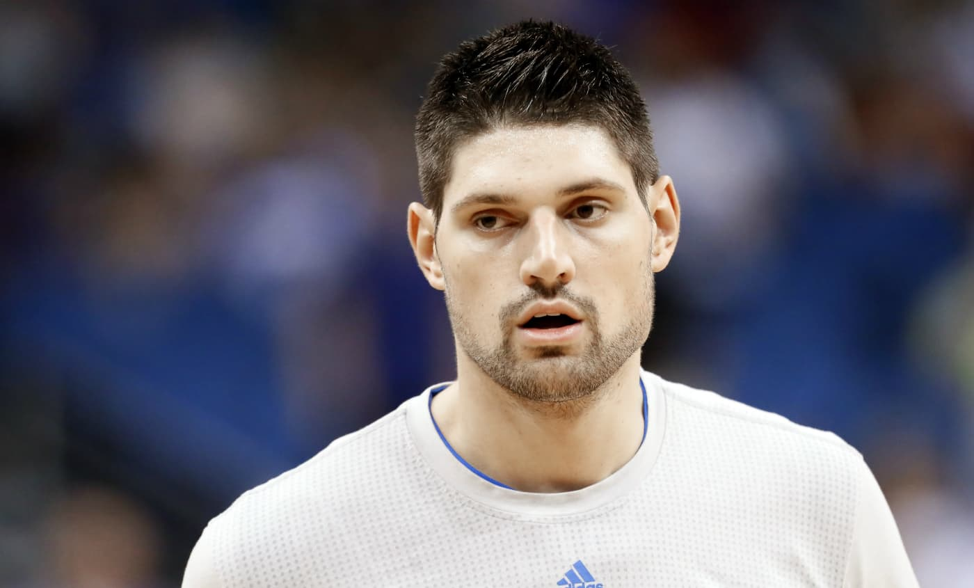 Nikola Vucevic était sur les fesses pour Scott Skiles...