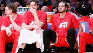 Les Bulls prêts à transférer Noah ou Gibson contre un ailier ?