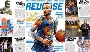 REVERSE 55 : La révolution Stephen Curry est… en kiosques !