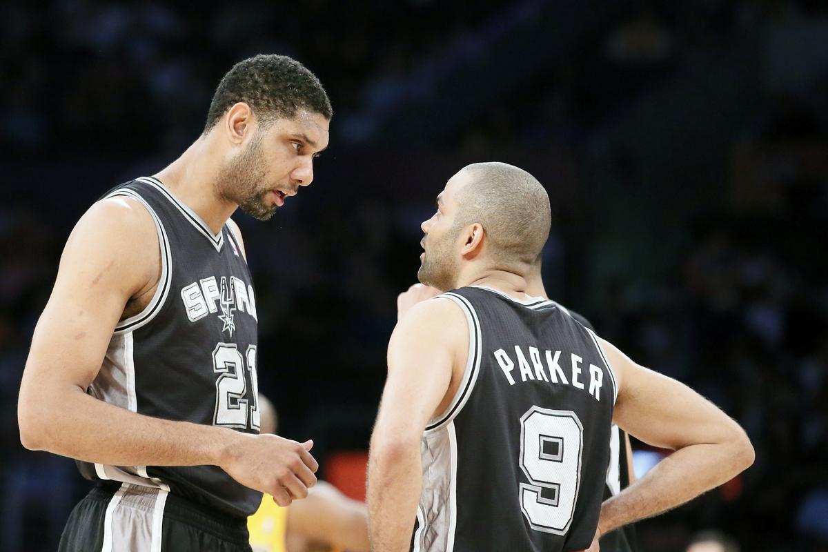 Les Spurs et leurs joueurs bons marchés...