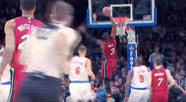 Top 10 dunks : Dwyane Wade comme en 2006 !