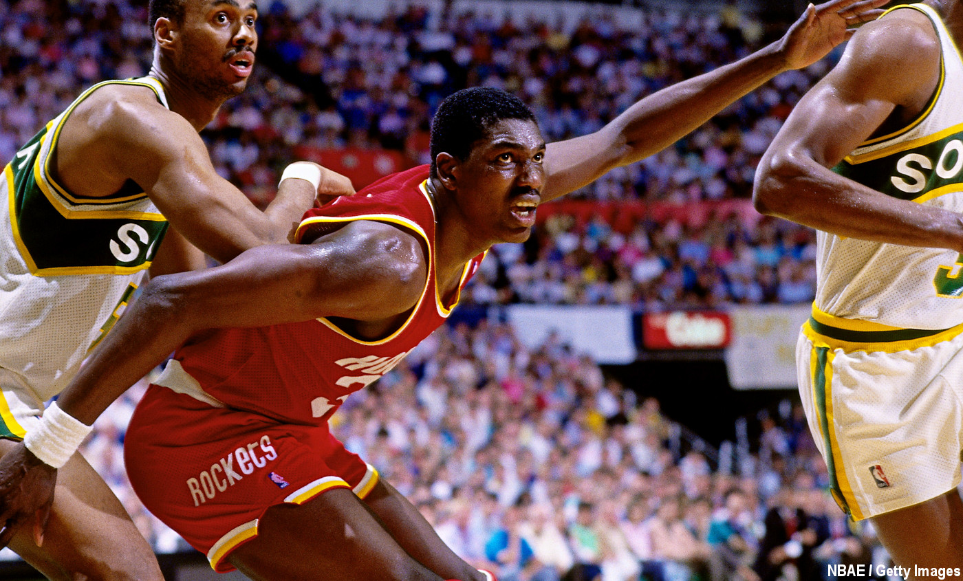 Hakeem Olajuwon – It was all a dream