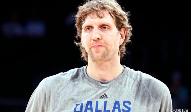L'hommage très classe des Spurs à Dirk Nowitzki