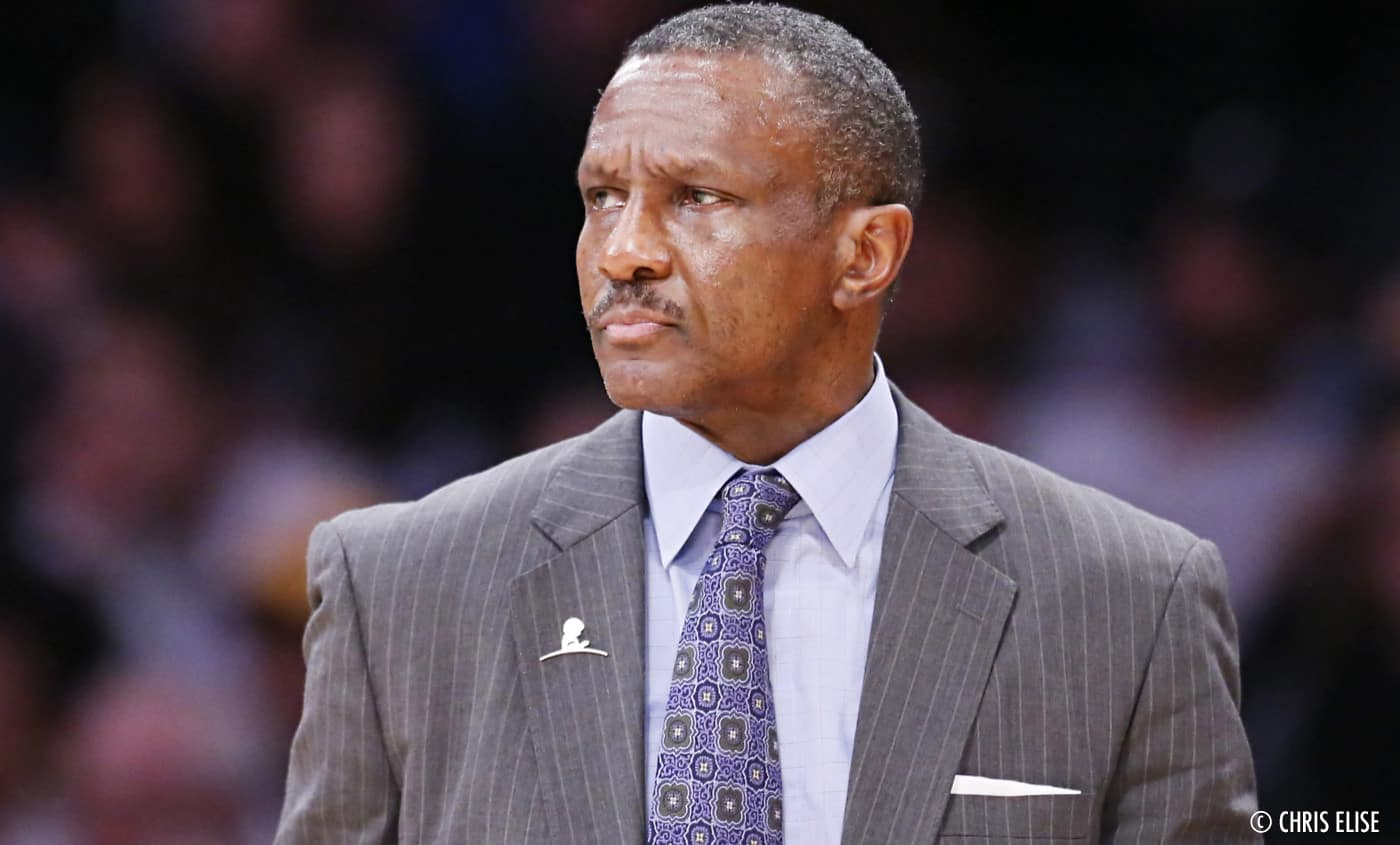 Amende pour Dwane Casey, suspension pour Dahntay Jones