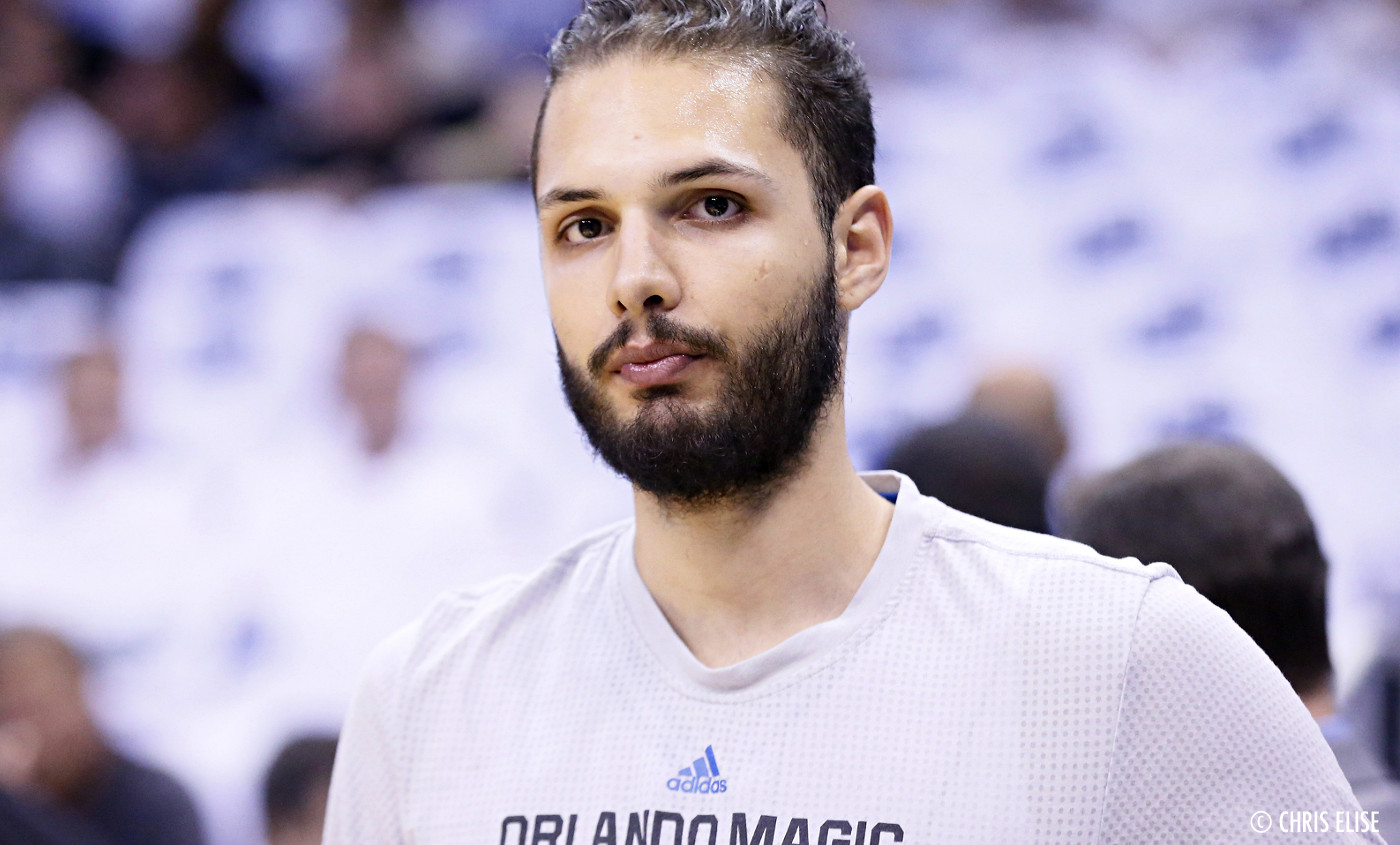 Sale news : Evan Fournier blessé