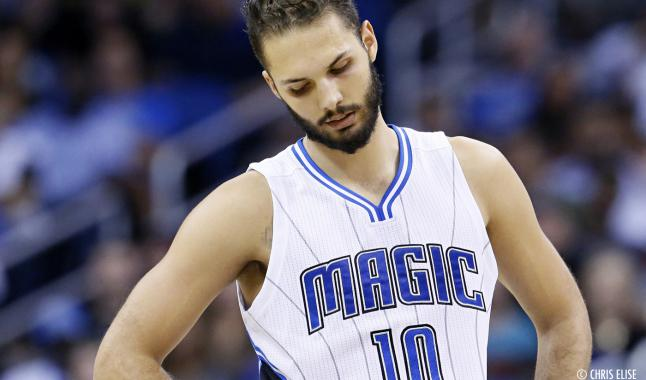 Evan Fournier et le Magic échouent en prolongation