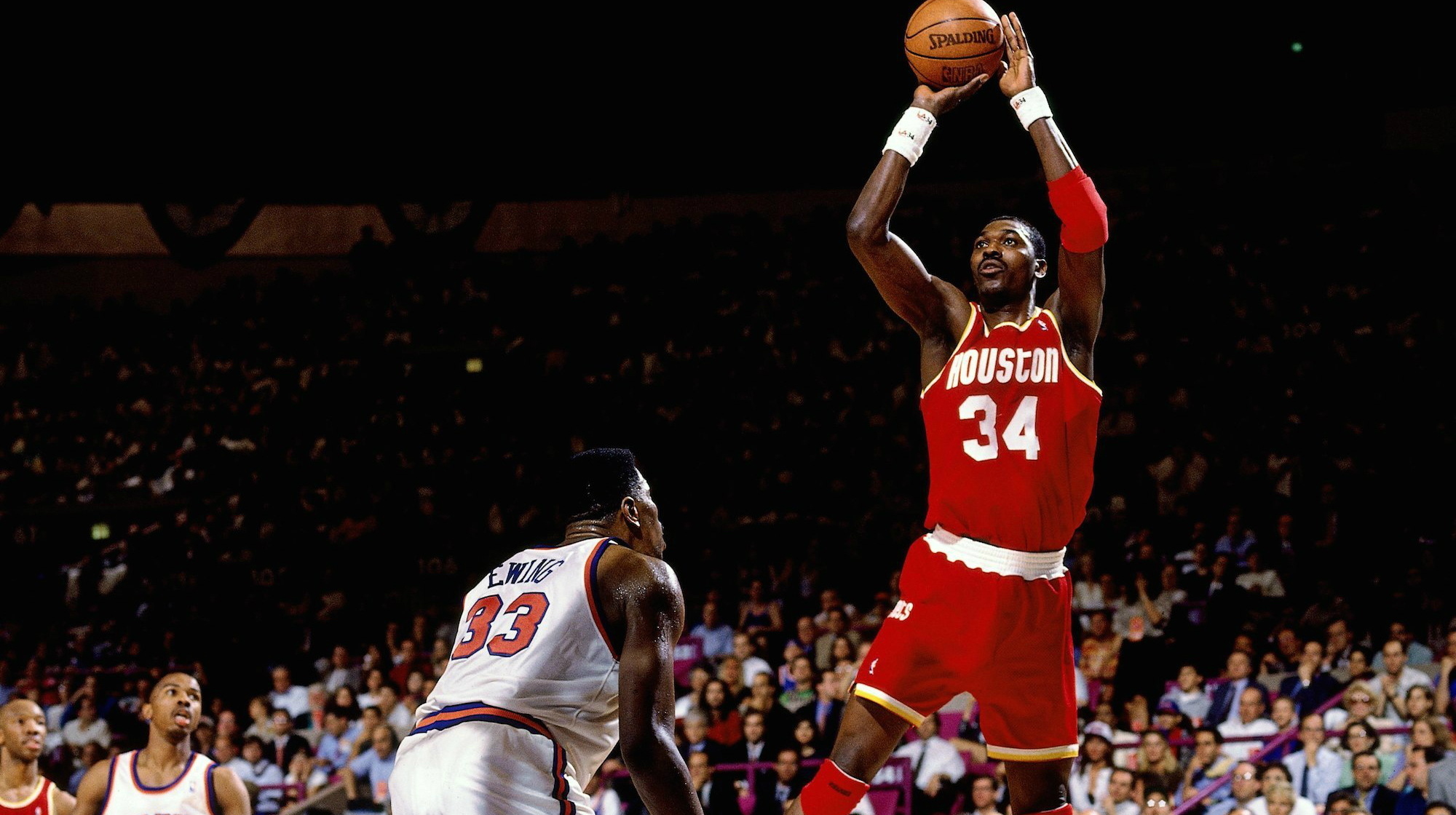 Happy Birthday Hakeem Olajuwon ! Son Top 10 en carrière