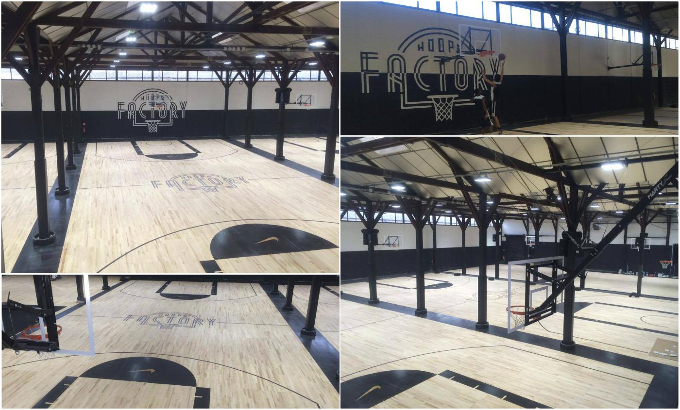 La Hoops Factory, c'est de la balle