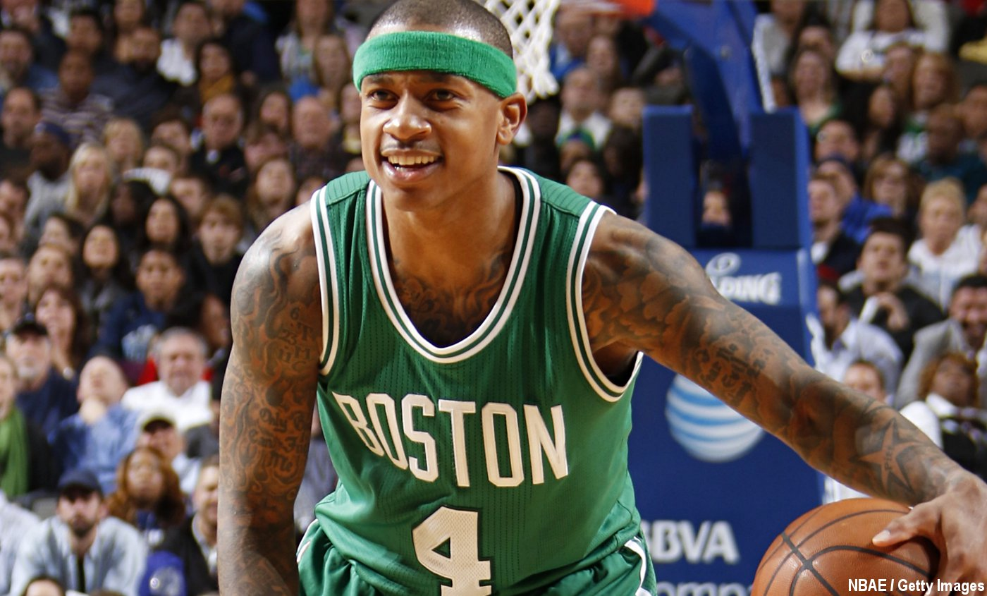 Isaiah Thomas prend encore feu contre Washington
