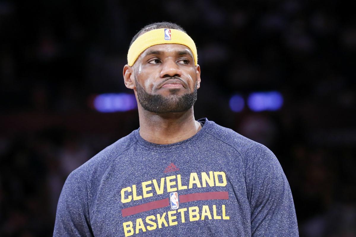 LeBron James amer que Varejao soit chez les Warriors ?