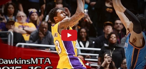 Perf : Lou Williams cartonne en vain face au Thunder (44 pts !)