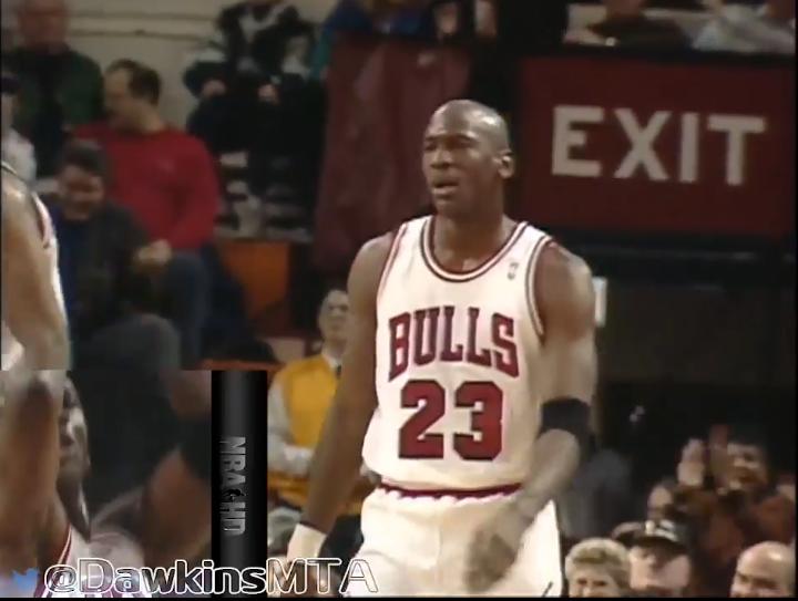 Duel vintage : Michael Jordan vs le Shaq rookie