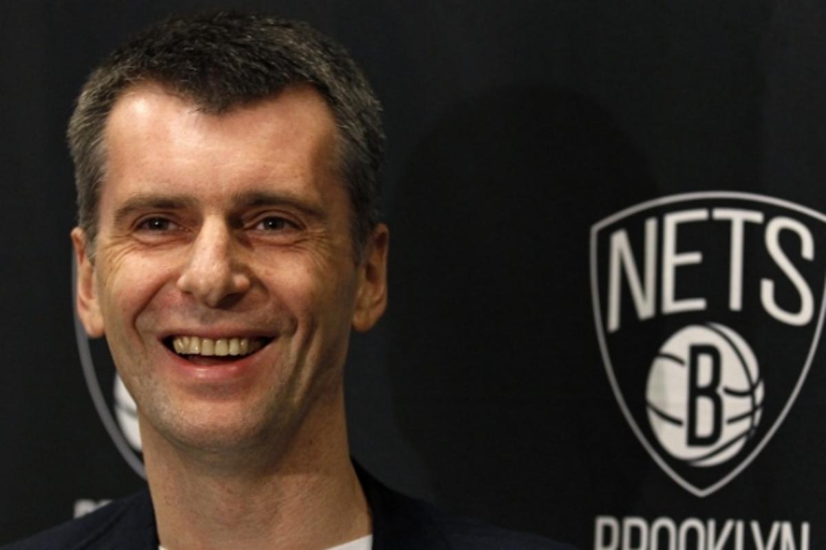 Arrivée imminente du nouveau GM aux Nets ?