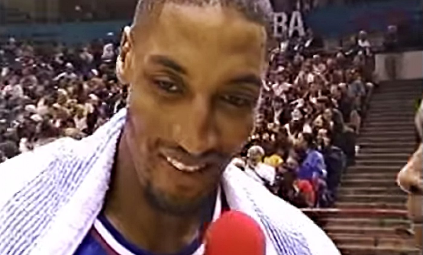 Vintage : Scottie Pippen MVP du All-Star Game 1994