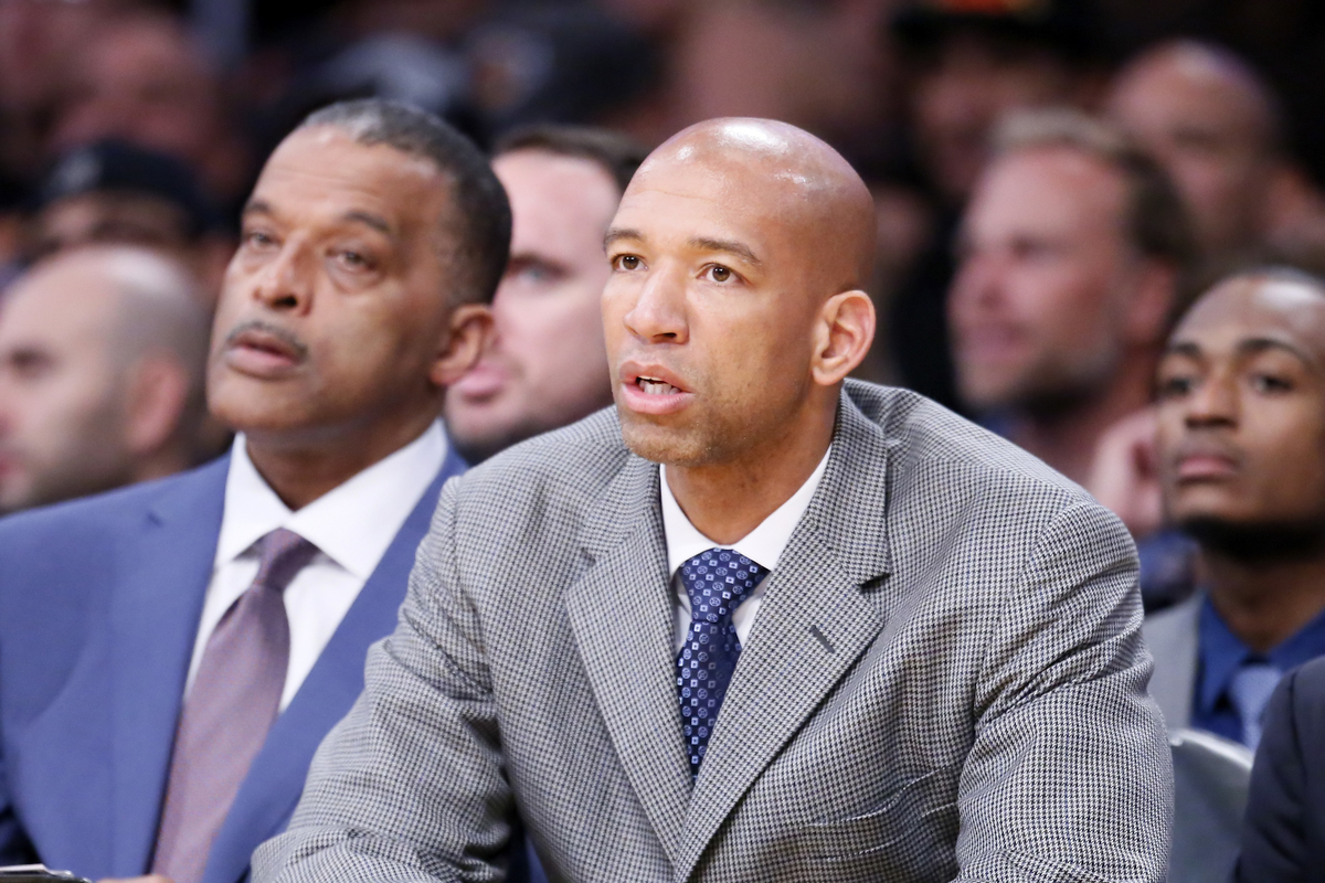 Monty Williams absent le reste de la saison
