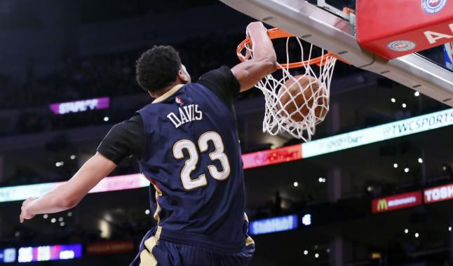 Anthony Davis jure fidélité aux Pelicans mais il veut gagner