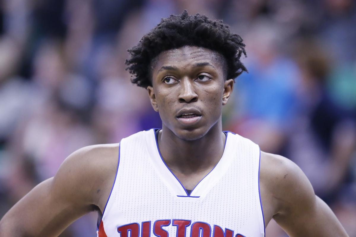 Stanley Johnson suspendu par les Pistons !