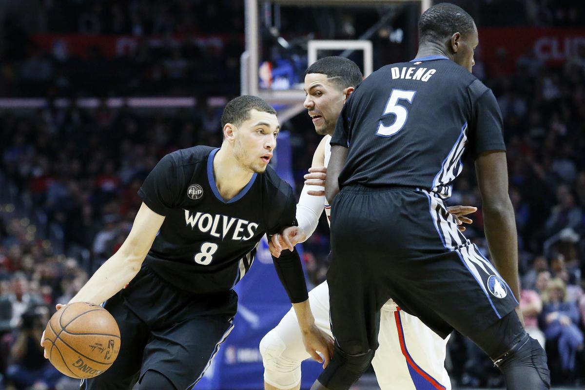 Les Wolves intéressés par un Big Man ?