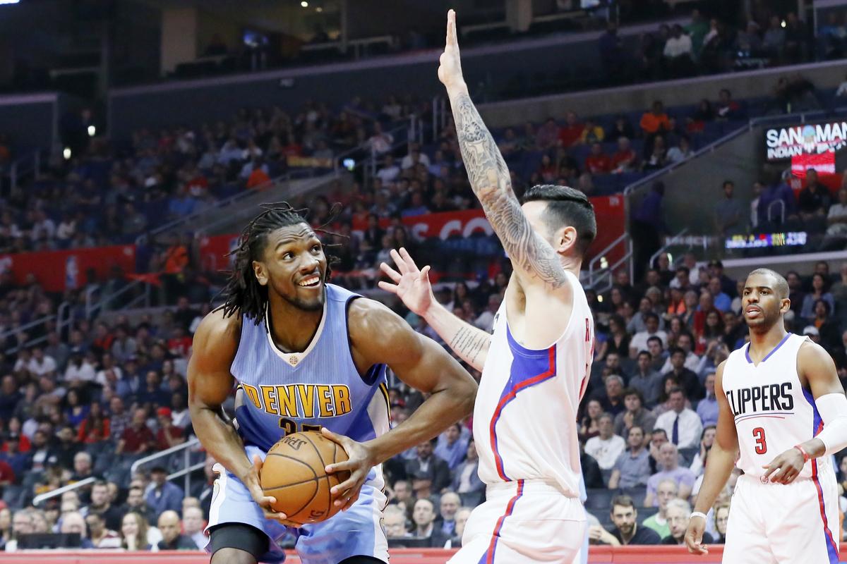 Les Clippers surpris par les Nuggets à domicile