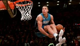 Aaron Gordon et Dennis Smith Jr improvisent un Dunk Contest au Crawsover