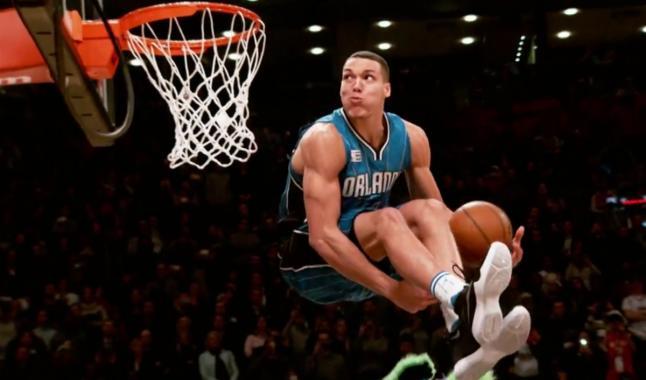 Aaron Gordon serait chaud pour refaire le concours de dunks