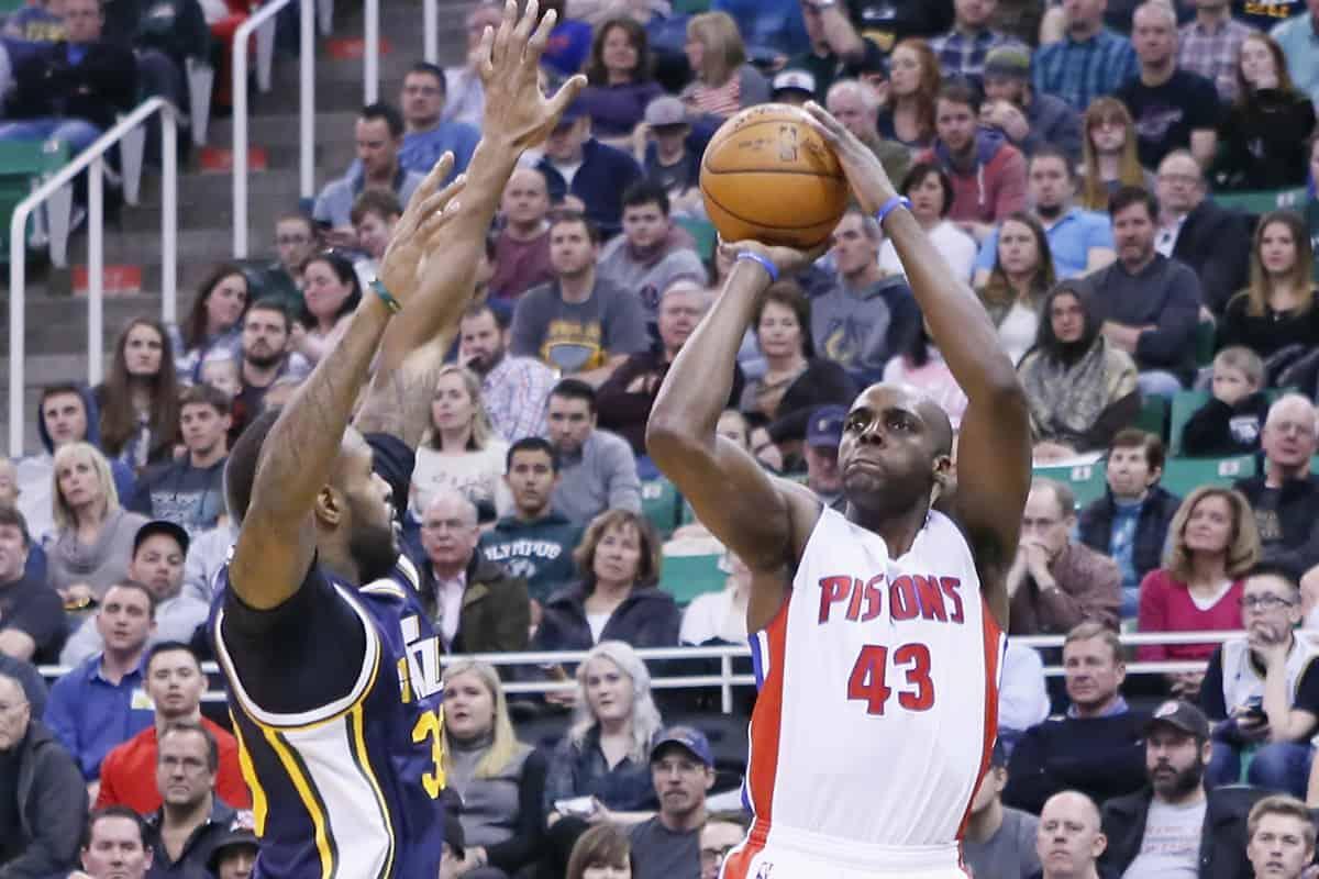 Les Detroit Pistons sont poissards...