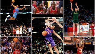 All-Star Game : Les 12 meilleurs moments des concours
