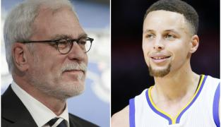 Gâteux, Phil Jackson manque de respect à Stephen Curry