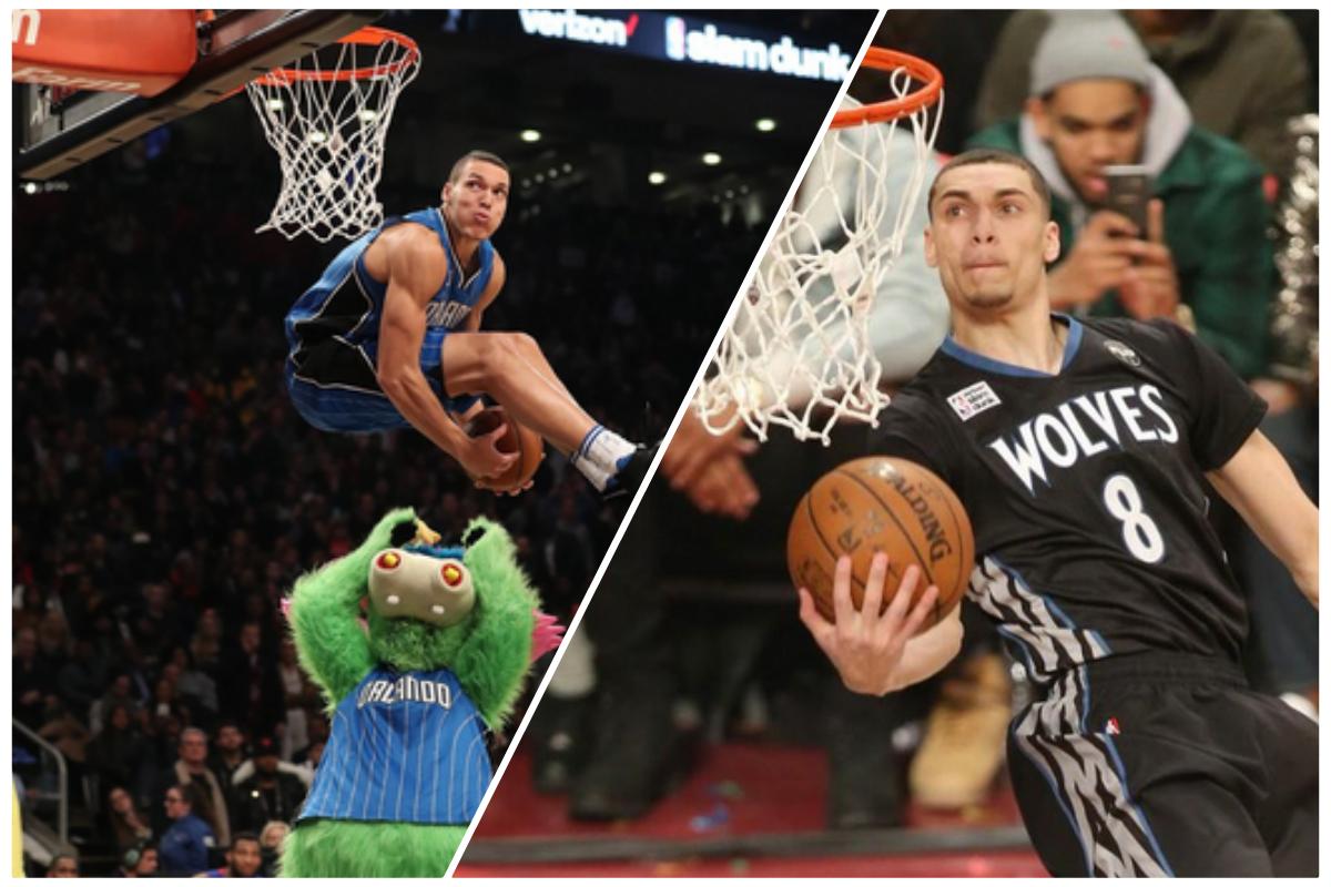 Slam Dunk Contest : Zach LaVine et Aaron Gordon sur une autre planète