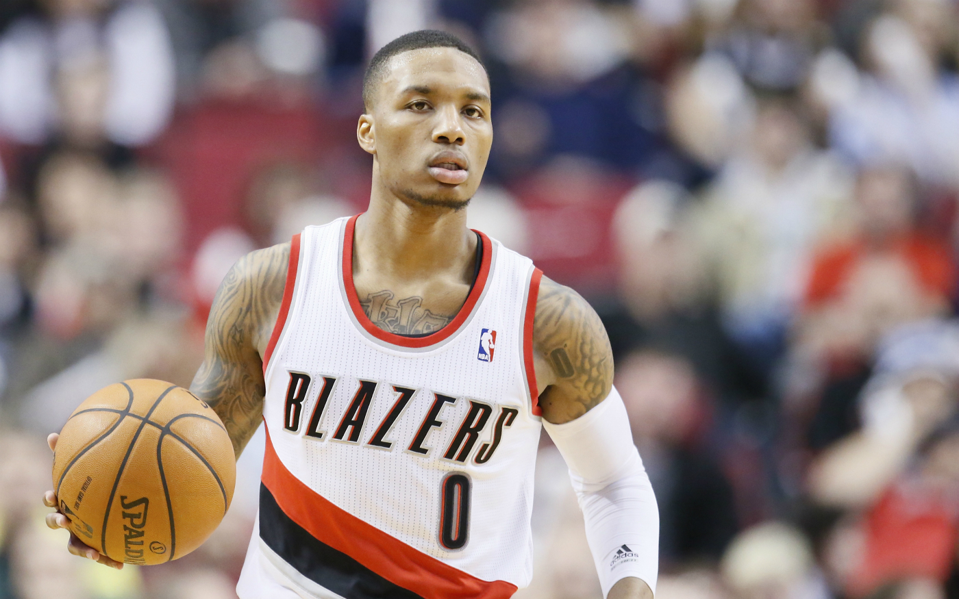 Damian Lillard brille, les Blazers bombardent face aux Pacers