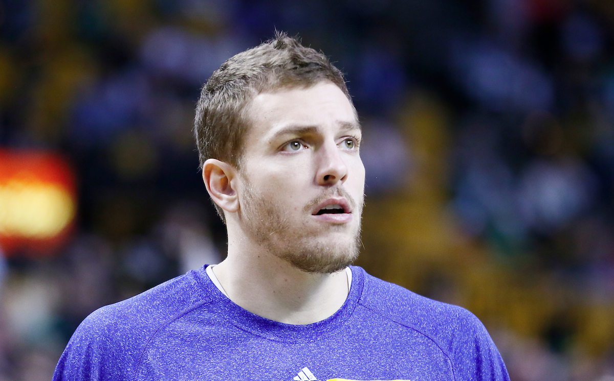 David Lee toujours fan de Golden State