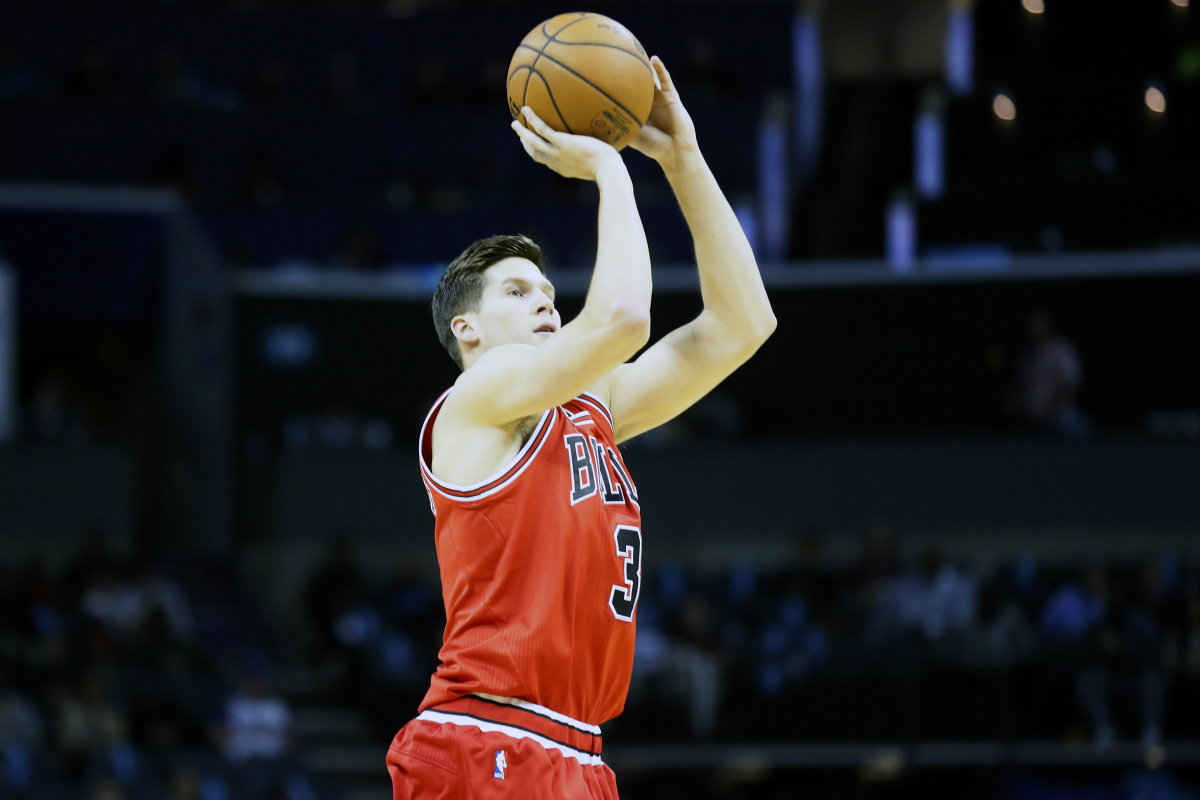 "Doug McDermott : ""Je suis mon plus grand critique"""