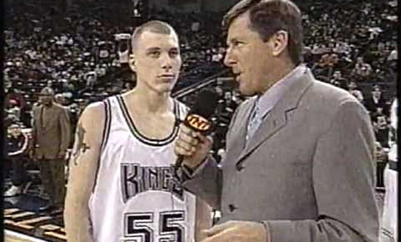 Vintage : Jason Williams illumine le Rookie Game 2000